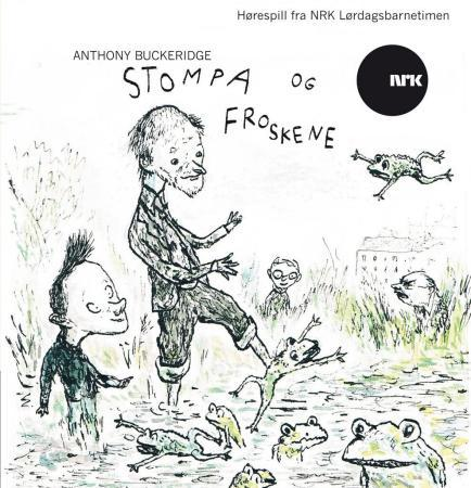 Stompa og froskene - Anthony Buckeridge