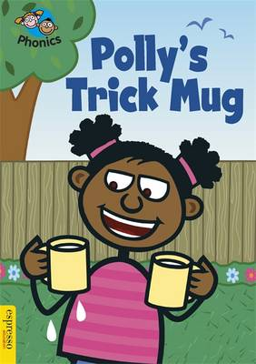 Polly's Trick Mug - Sue Graves