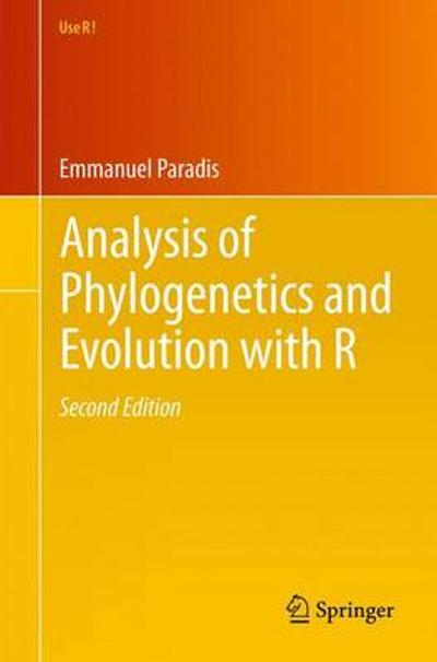 Analysis of Phylogenetics and Evolution with R - Emmanuel Paradis