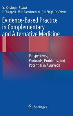 Evidence-Based Practice in Complementary and Alternative Medicine - Francesco Chiappelli