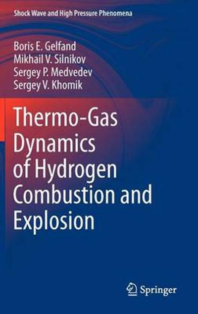 Thermo-Gas Dynamics of Hydrogen Combustion and Explosion - Boris E. Gelfand