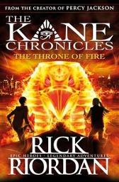 The throne of fire - Rick Riordan