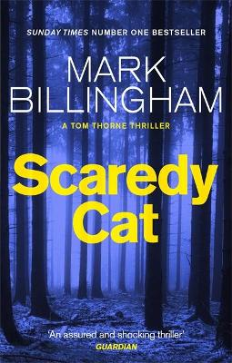 Scaredy Cat - Mark Billingham