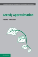 Greedy Approximation - Temlyakov