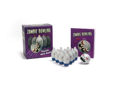 Zombie Bowling - Running Press