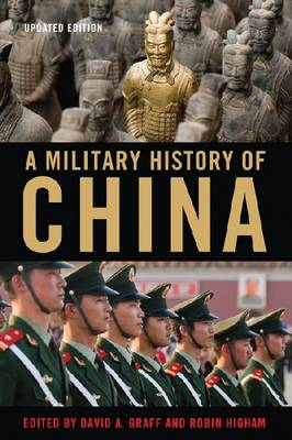 A Military History of China - David A. Graff
