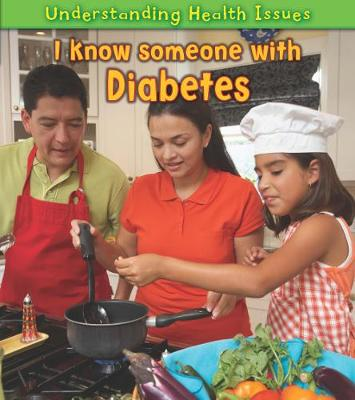 I Know Someone with Diabetes - Vic Parker