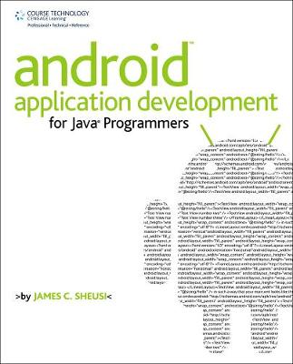 Android Application Development for Java Programmers - 