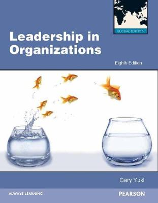 Leadership in Organizations - Gary A. Yukl