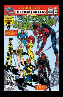Spider-Man & the New Warriors - David Michelinie