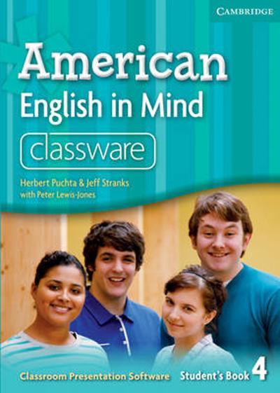 American English in Mind Level 4 Classware - Herbert Puchta