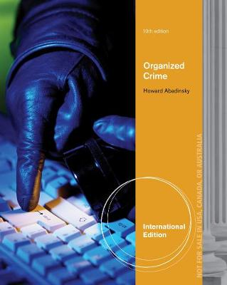 Organized Crime - Howard Abadinsky