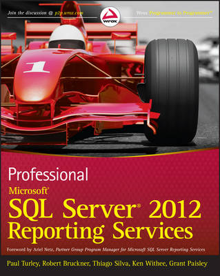 Professional Microsoft SQL Server 2012 Reporting Services - Paul Turley