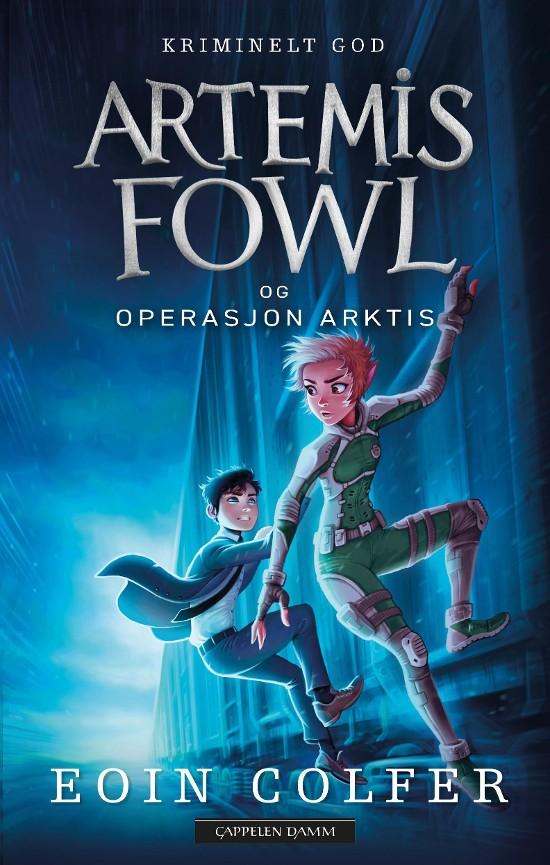Artemis Fowl PDF ePub