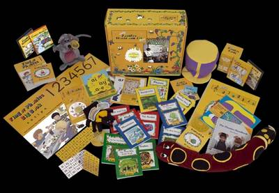 Jolly Phonics Classroom Kit Plus - Sue Lloyd