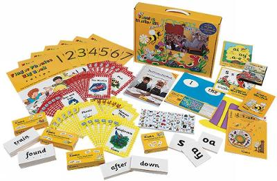 Jolly Phonics Starter Kit Extended - Sue Lloyd