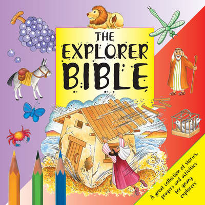 The Explorer Bible - Leena Lane