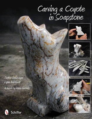 Carving a Coyote in Soapstone - Tasha Unninayar