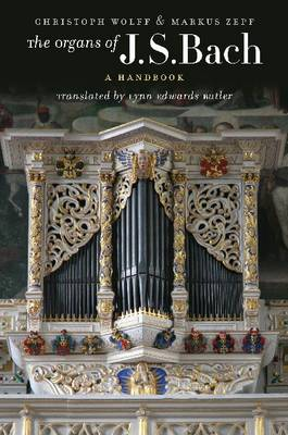 The Organs of J. S. Bach - Lynn Butler