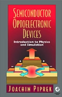 Semiconductor Optoelectronic Devices - Joachim Piprek
