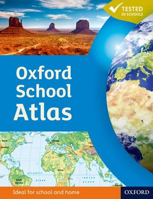 Oxford School Atlas - Patrick Wiegand