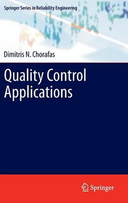 Quality Control Applications - Dimitris N. Chorafas