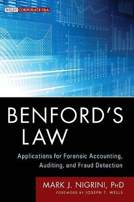 Benford's Law - Mark Nigrini