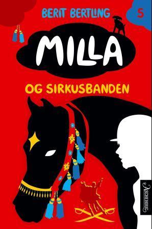 Milla og sirkusbanden PDF ePub