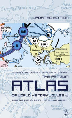 The Penguin Atlas of World History - Hermann Kinder
