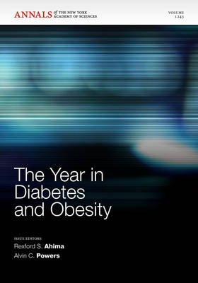 The Year in Diabetes and Obesity - Rexford S. Ahima