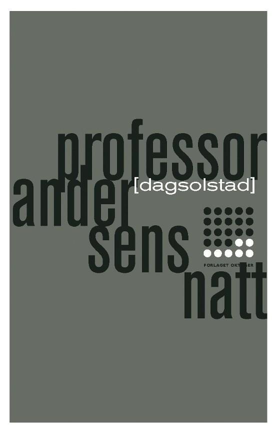 Professor Andersens natt PDF ePub