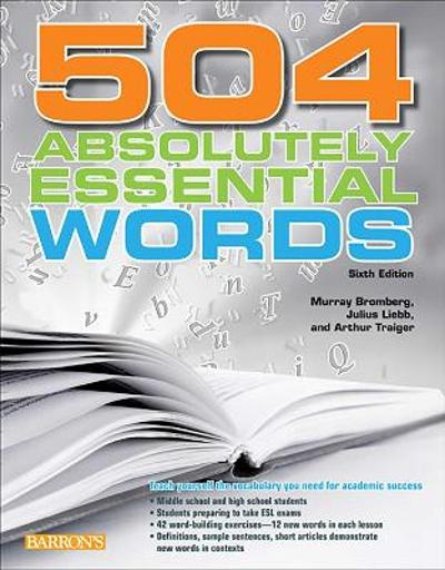 504 Absolutely Essential Words - Murray Bromberg