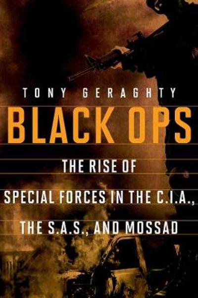 Black Ops - Tony Geraghty