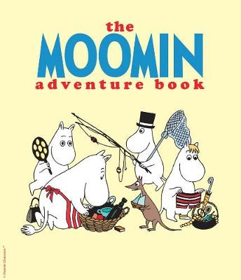 The Moomin Adventure Book - Tove Jansson