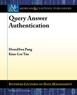 Query Answer Authentication - 