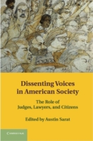 Dissenting Voices in American Society - Sarat