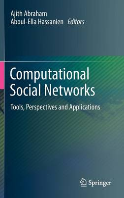Computational Social Networks - Ajith Abraham