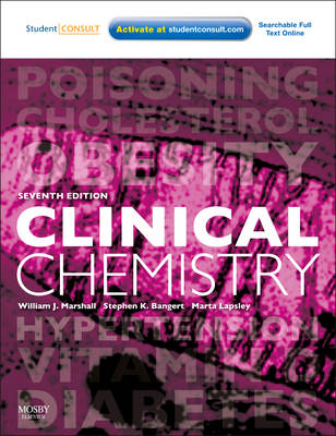 Clinical Chemistry - Dr. William J. Marshall