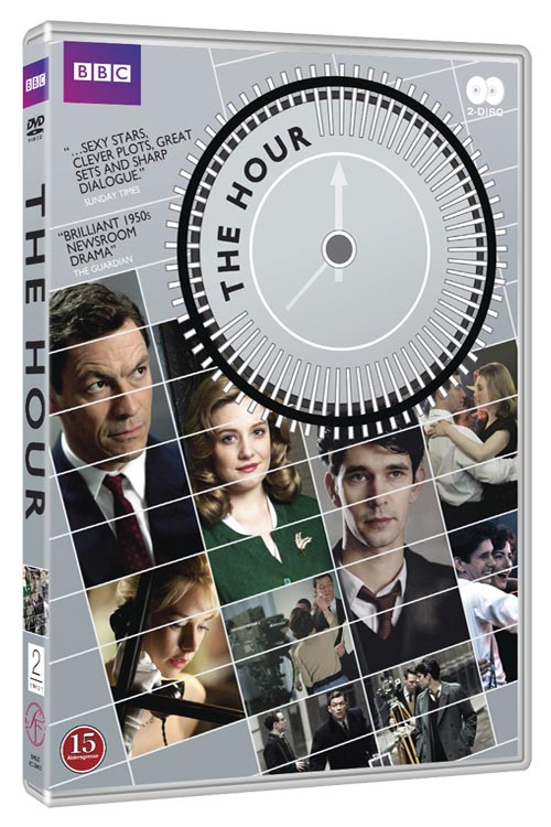 DVD The Hour Sesong 1 -