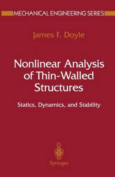 Nonlinear Analysis of Thin-Walled Structures - James F. Doyle