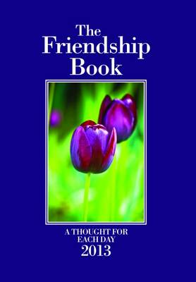 The Friendship Book 2013 -