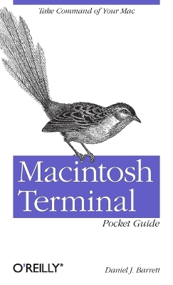 Macintosh Terminal Pocket Guide - Daniel J. Barrett