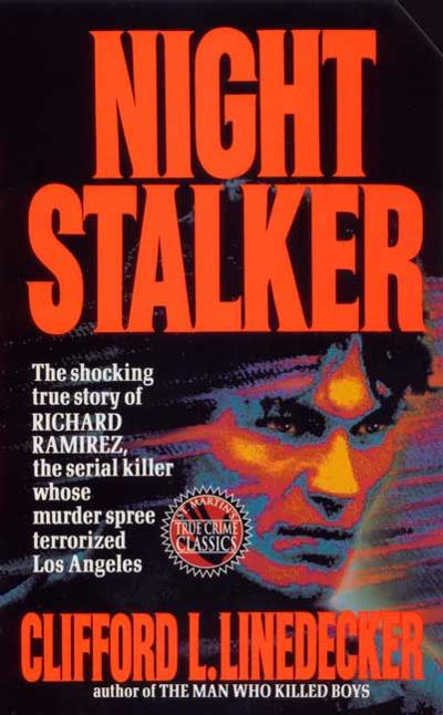 Night Stalker - Clifford L. Linedecker