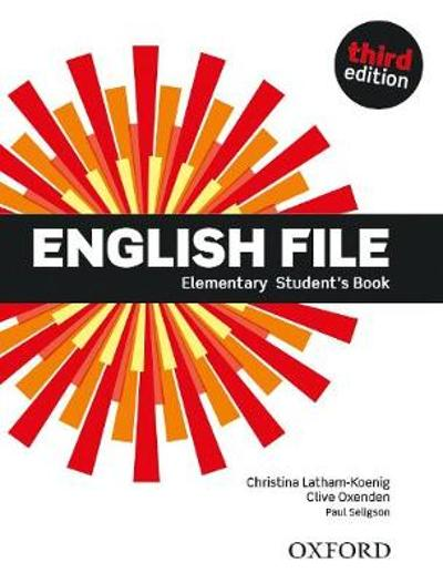 English File: Elementary: Student's Book -