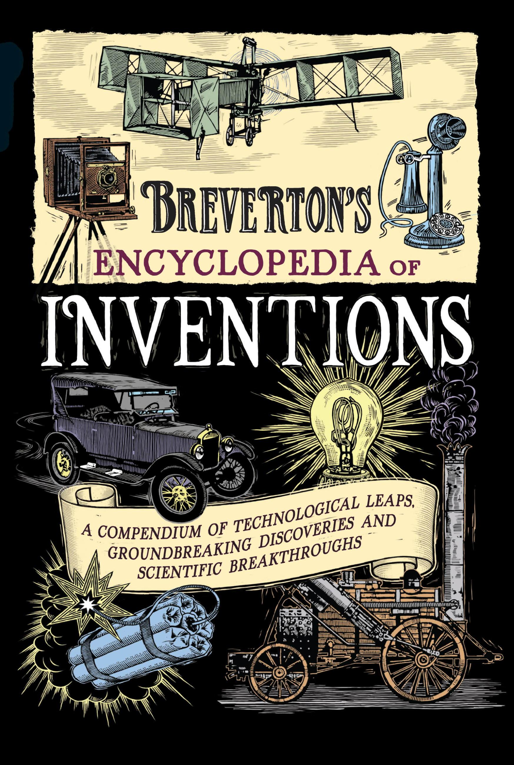 Breverton's Encyclopedia of Inventions - Terry Breverton