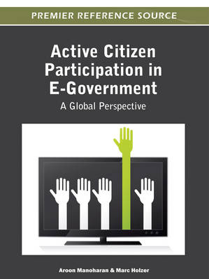 Active Citizen Participation in E-Government - Aroon Manoharan