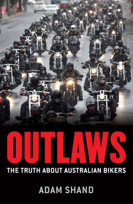 Outlaws - Adam Shand