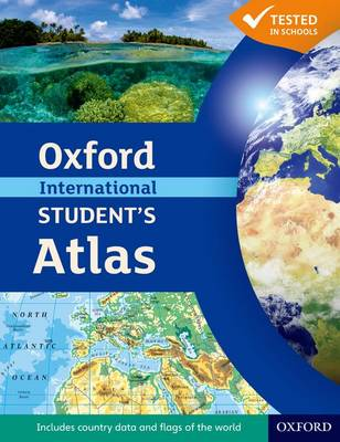Oxford International Students Atlas - Patrick Wiegand