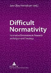 Difficult Normativity - Jan-Olav Henriksen