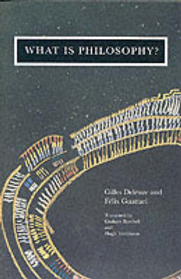 What is Philosophy? - Gilles Deleuze